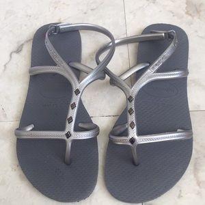 Havaianas sandals size 35/36